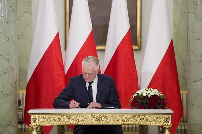 Jarosław Gowin - fot. P. Tracz Public domain
