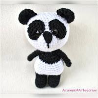 http://amigurumislandia.blogspot.com.ar/2018/09/amigurumi-oso-panda-aramela-artesanias.html