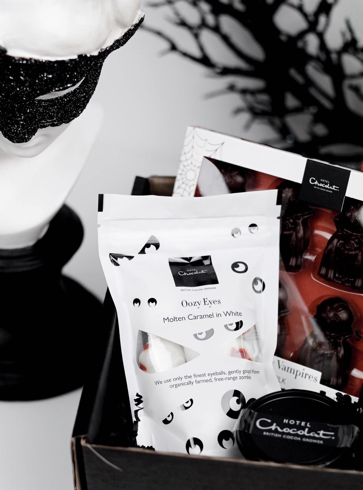 Hotel Chocolat Halloween Oozy Eyes