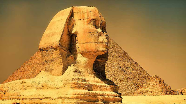 The Mighty Sphinx