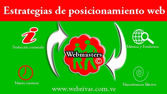 Estrategias de Posicionamiento Web para Webmasters