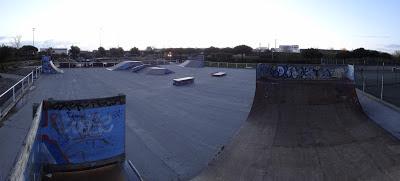 skatepark port neuf