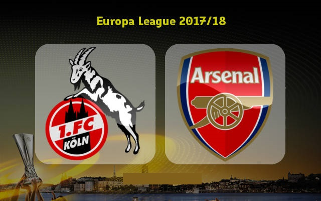 FC Koln vs Arsenal Full Match & Highlights 23 November 2017