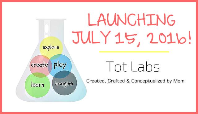 Tot Labs by Welcome to Mommyhood coming soon! #montessori, #preschoolactivities, #preschool