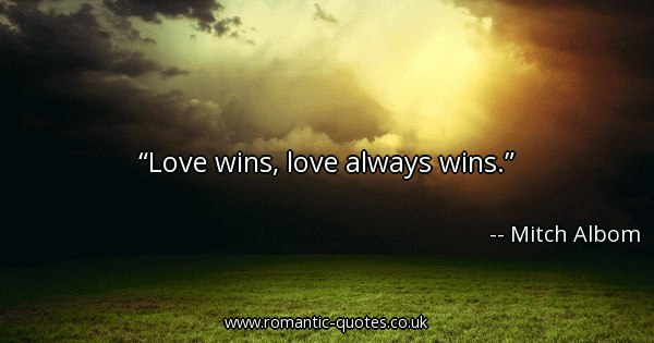 Love Wins Quotes Adorable Letters From Launna Love Wins Love Always Wins