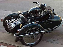 Iowa 1999 with sidecar