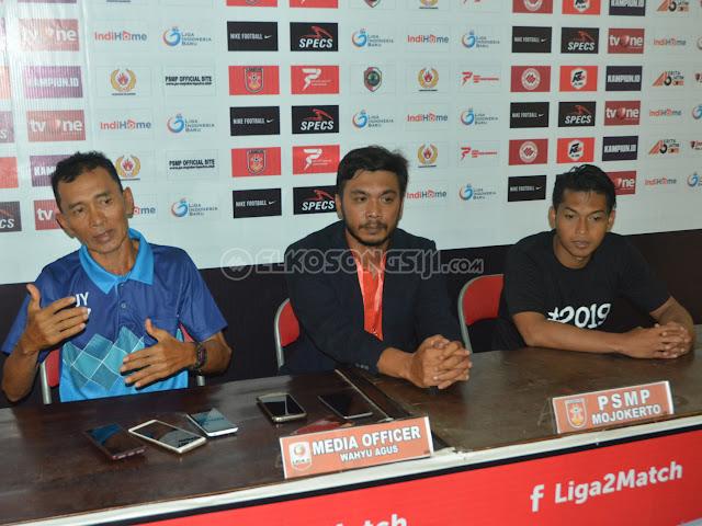 Bungkam Semen Padang FC, Ini Pengakuan Jamal Yastro