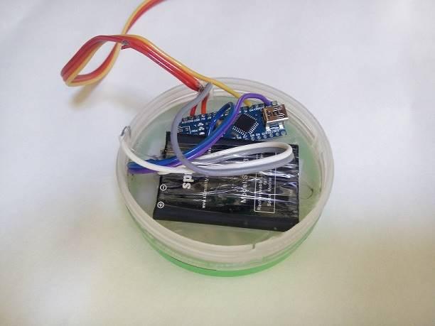 Arduino arc reactor Heart V1