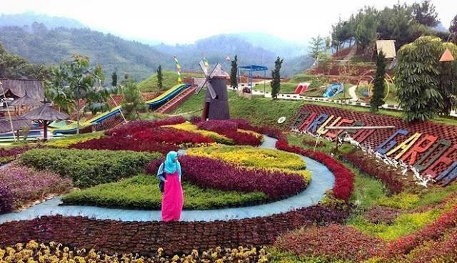Rute Lokasi dan Tiket Masuk Barusen Hills Bandung