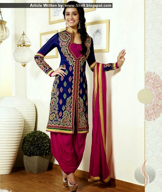 Fancy Designer Indian Dresses