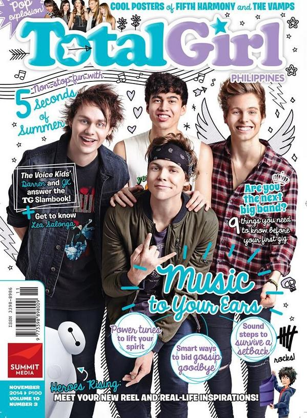 5 Seconds of Summer - Promotion and Target Audience | 12