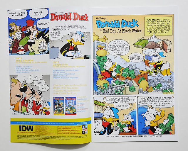 Donald Duck - Bad Day at Black Water