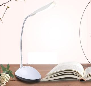pieghevole di lampada da tavolo