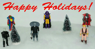 Happy Holidays from Killer Bootlegs!