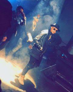 """J Alvarez, Bad Bunny Y Almighty Ya Grabaron El Videoclip De """"Haters Remix"""""""