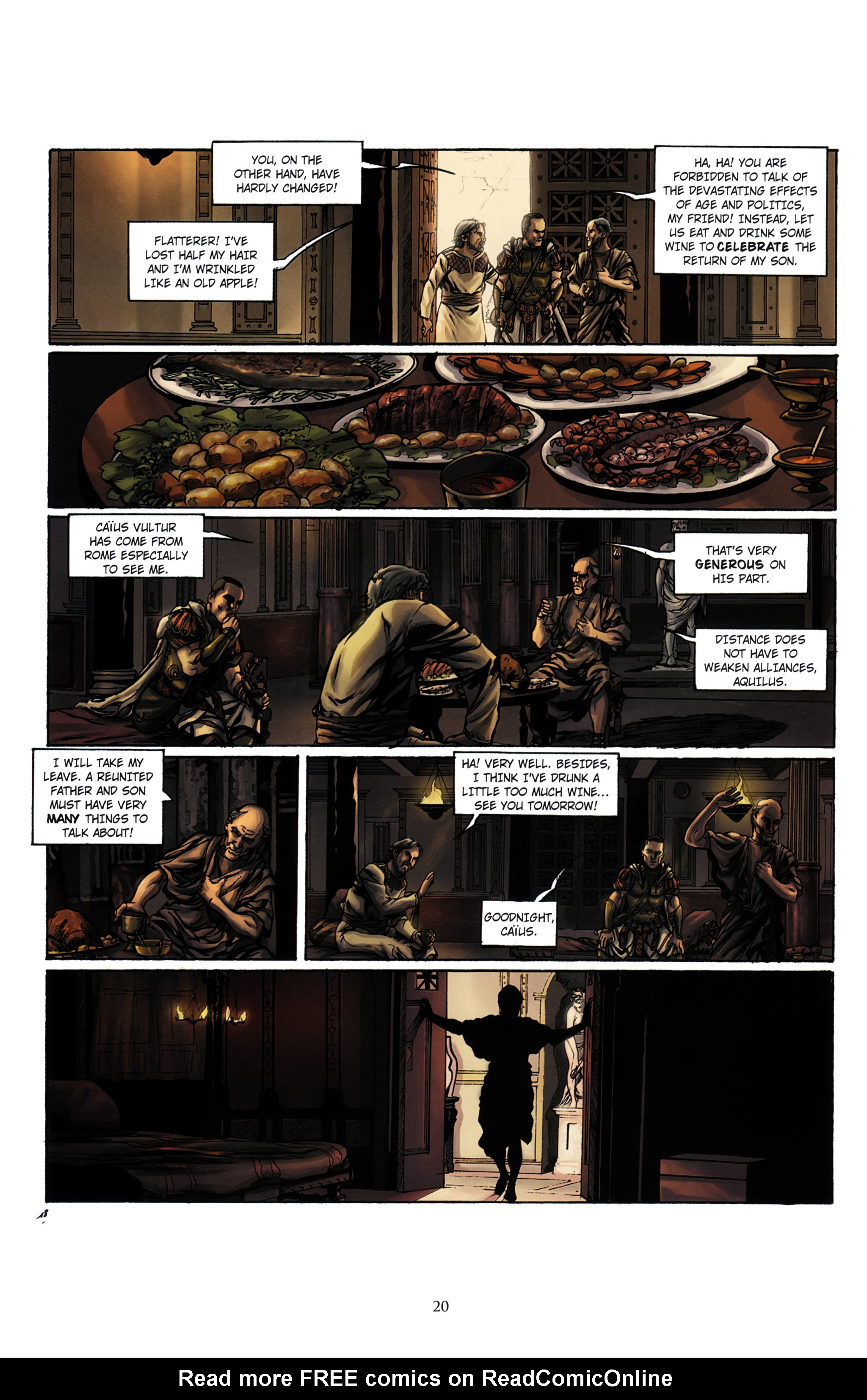 Read online Assassin's Creed (2012) comic -  Issue #2 - 24