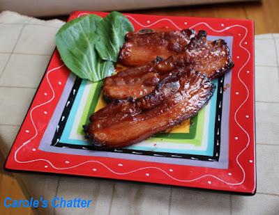 Carole's Chatter: Easy Char Siu Pork