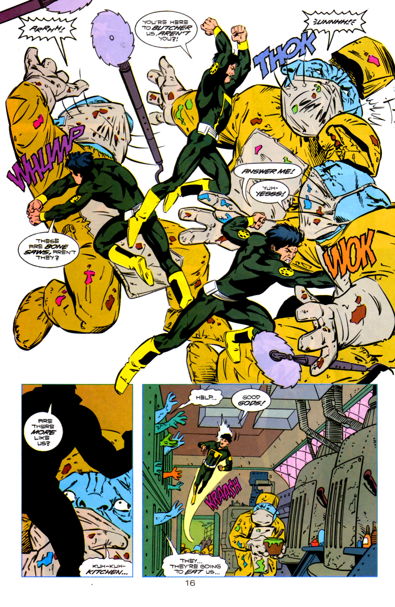 Legion of Super-Heroes (1989) 119 Page 15