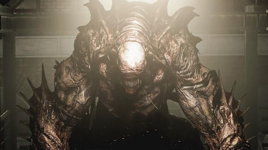 Nemesis Resident Evil 3 Remake 4k Wallpaper 7 1685