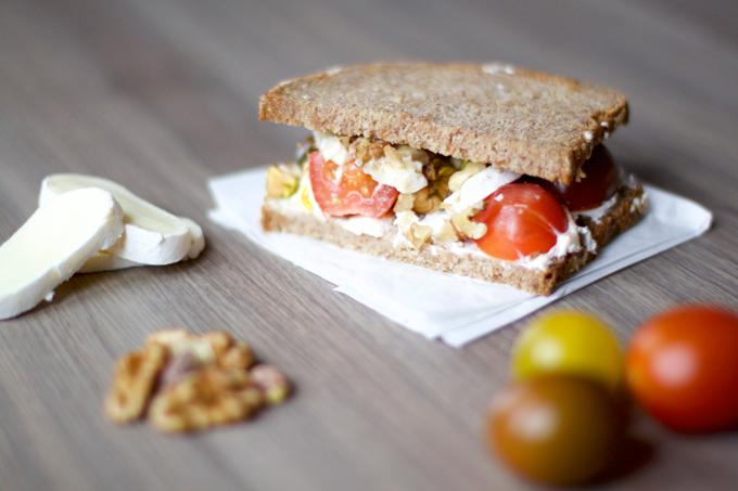 Receta sándwich 5 para conquistar pareja