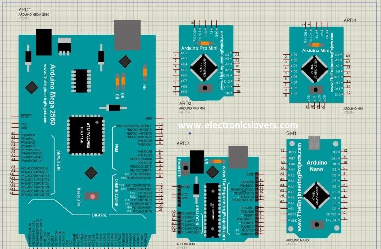 Proteus Software Library For Arduino Ide Arduino