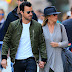 Jennifer Aniston and Justin Theroux Hand in hand:in New York