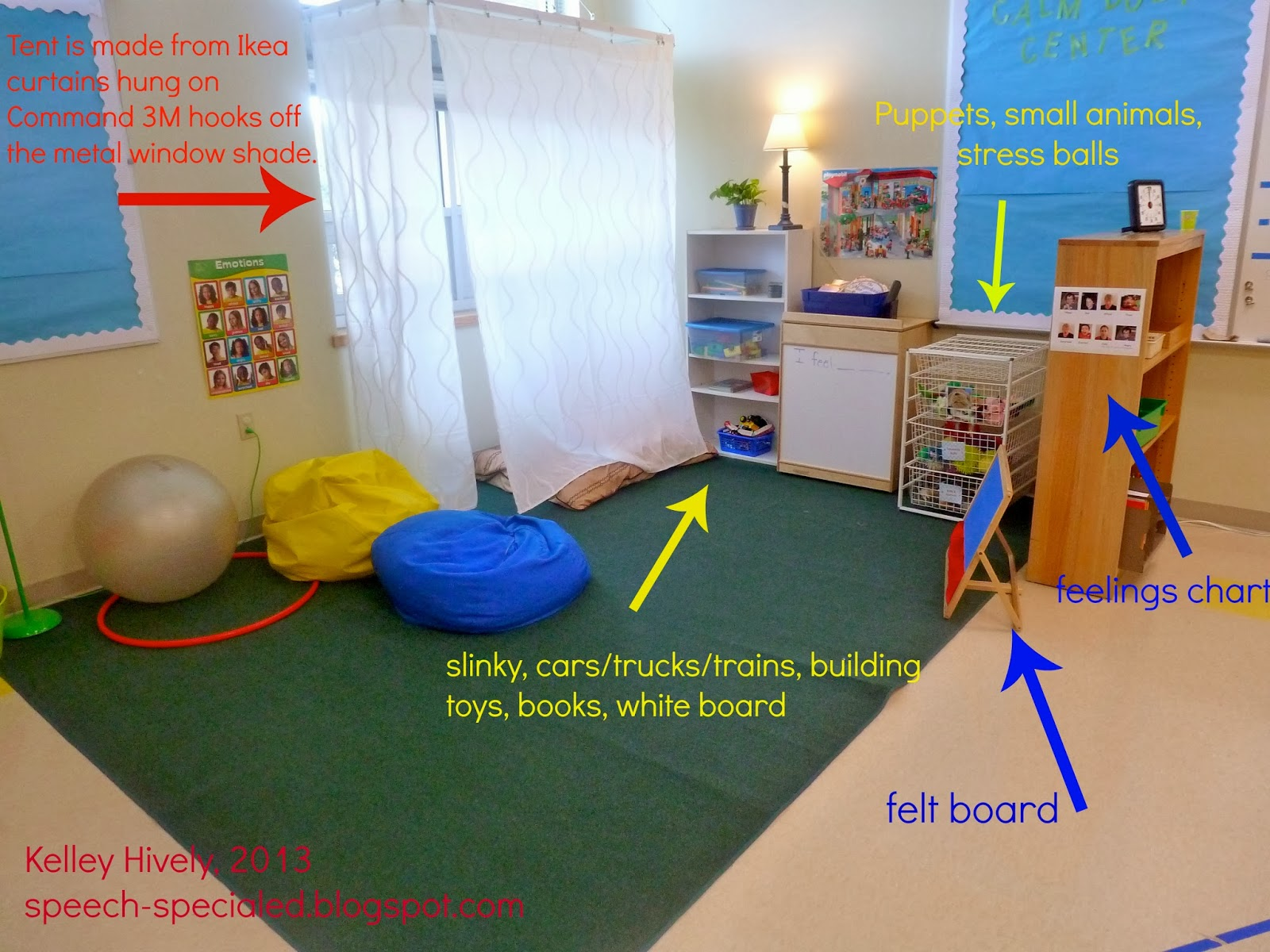 Sensory Integration Room Design