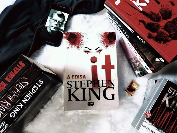 [Post Especial] 71 anos de Stephen King