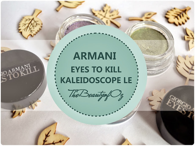 Armani Kaleidoscope LE EYES TO KILL EYE SHADOW