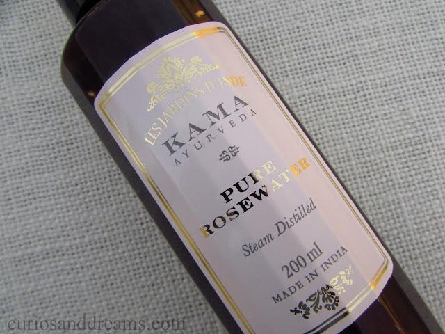 Kama Ayurveda Pure Rosewater, Kama Ayurveda Rosewater,Kama Ayurveda Rosewater review