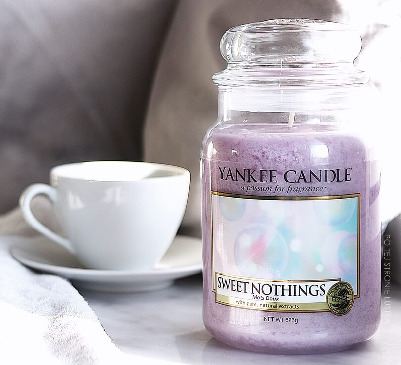 sweet nothings yankee candle q1 2018