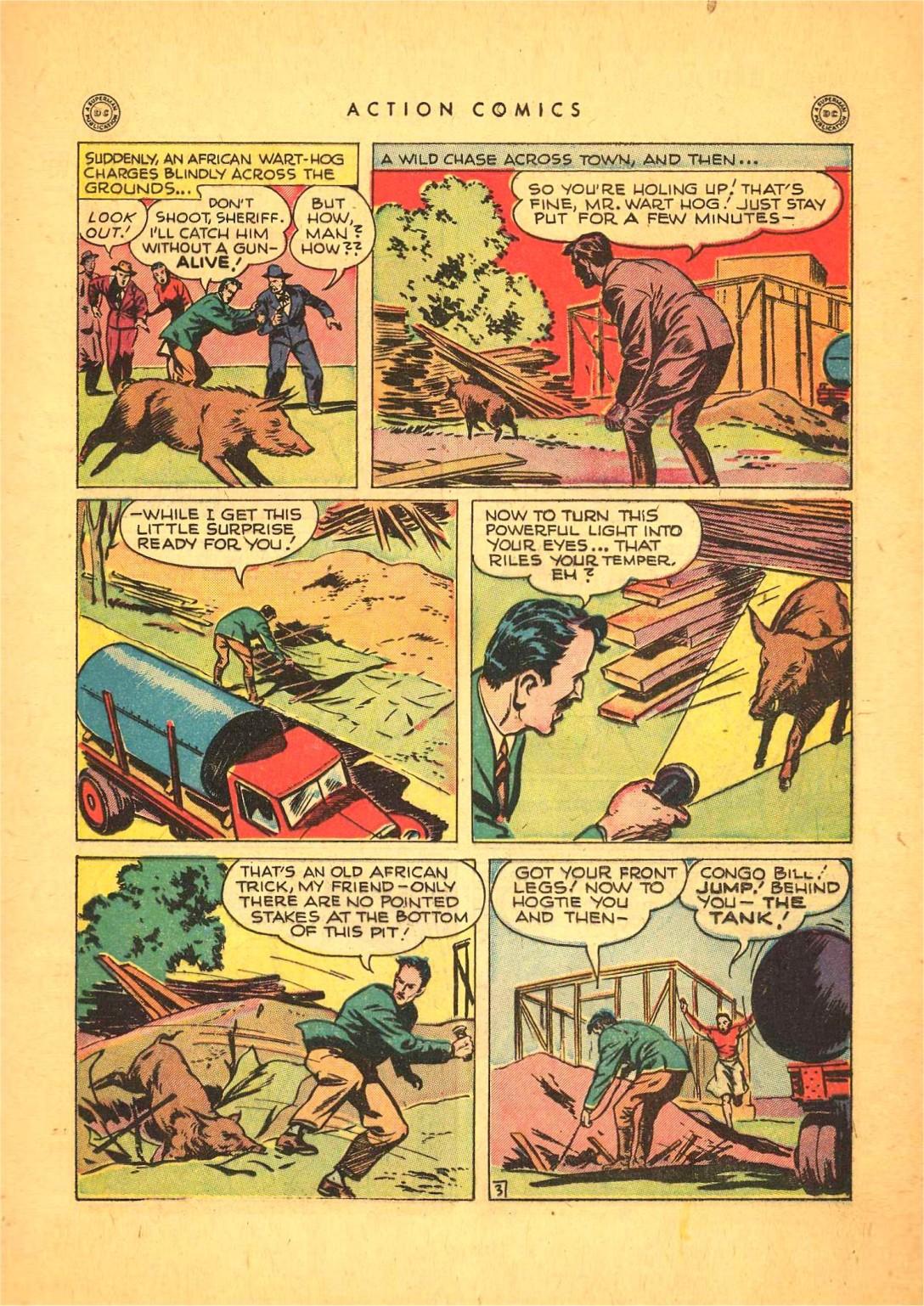 Action Comics (1938) 116 Page 17