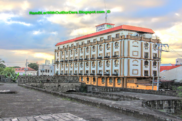 Department of Labor and Employment, Baluarte de San Andres, Intramuros, Manila, Philippines