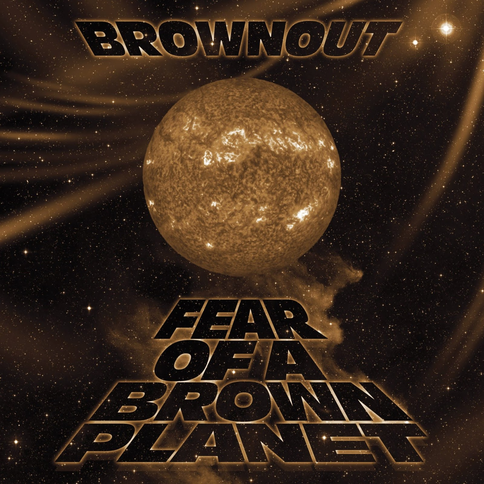 Brownout- Fear Of A Brown Planet | Die Public Enemy Version der Latin-Funk-Soul-Breaks Super Group Brownout im Full Album Stream und DJ Eclipse Mix