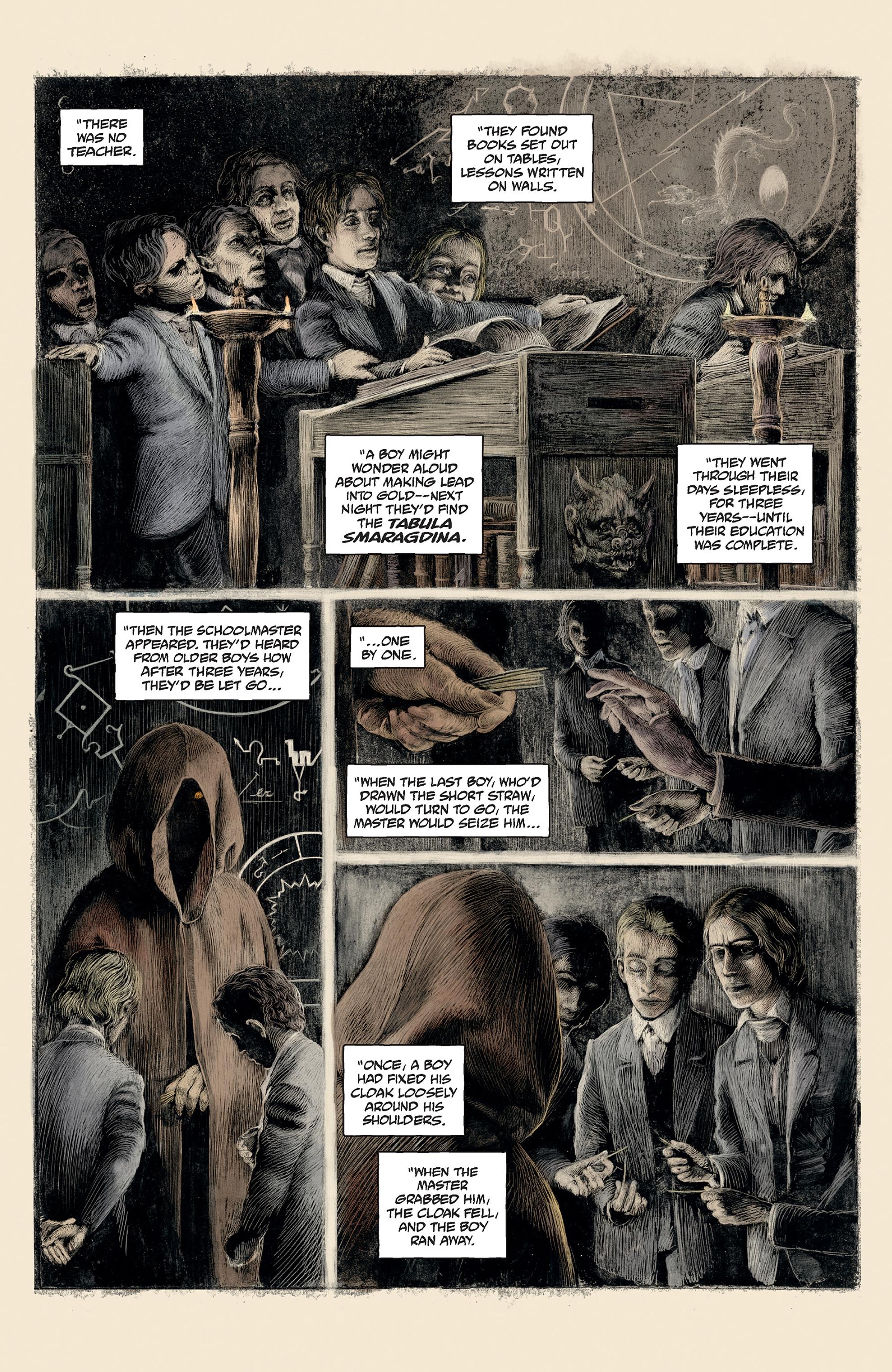 Read online Abe Sapien comic -  Issue #30 - 8