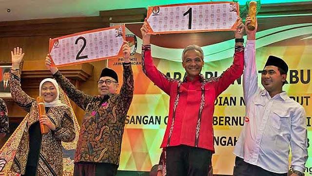 Loyalis Jokowi Tergerus ke Sudirman-Ida Fauziyah