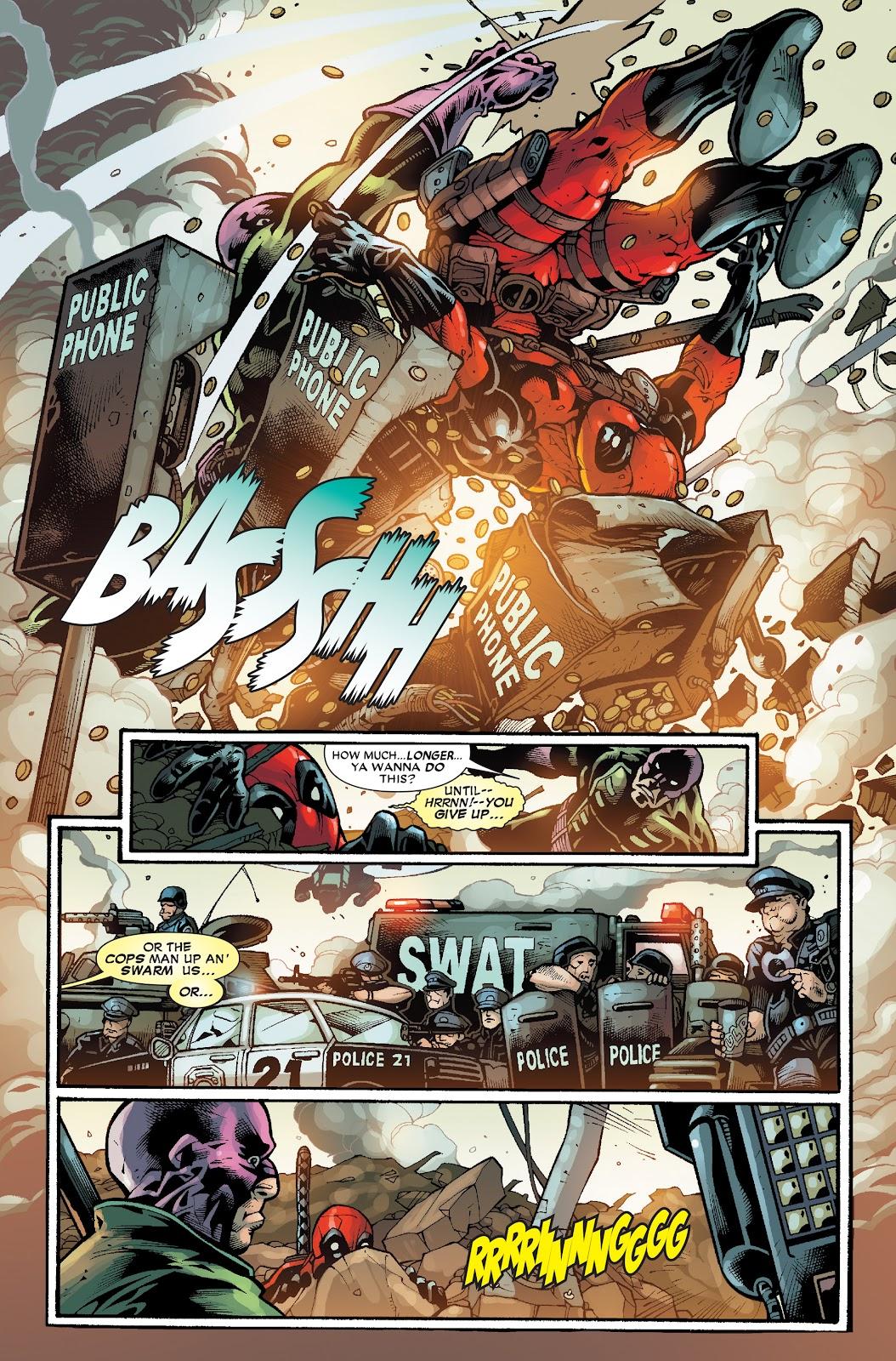 Read online Deadpool (2008) comic -  Issue #33.1 - 19