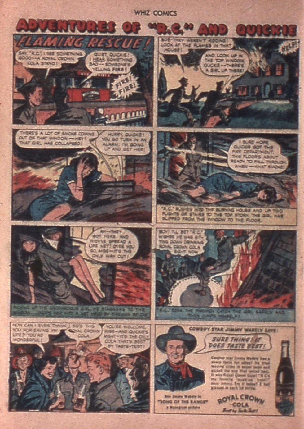 WHIZ Comics issue 65 - Page 12