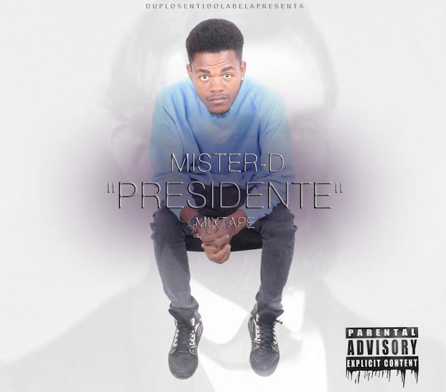Mister D - Mixtape Presidente / ANGOLA