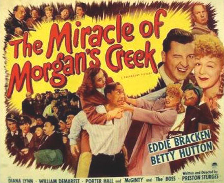 The Miracle of Morgans Creek