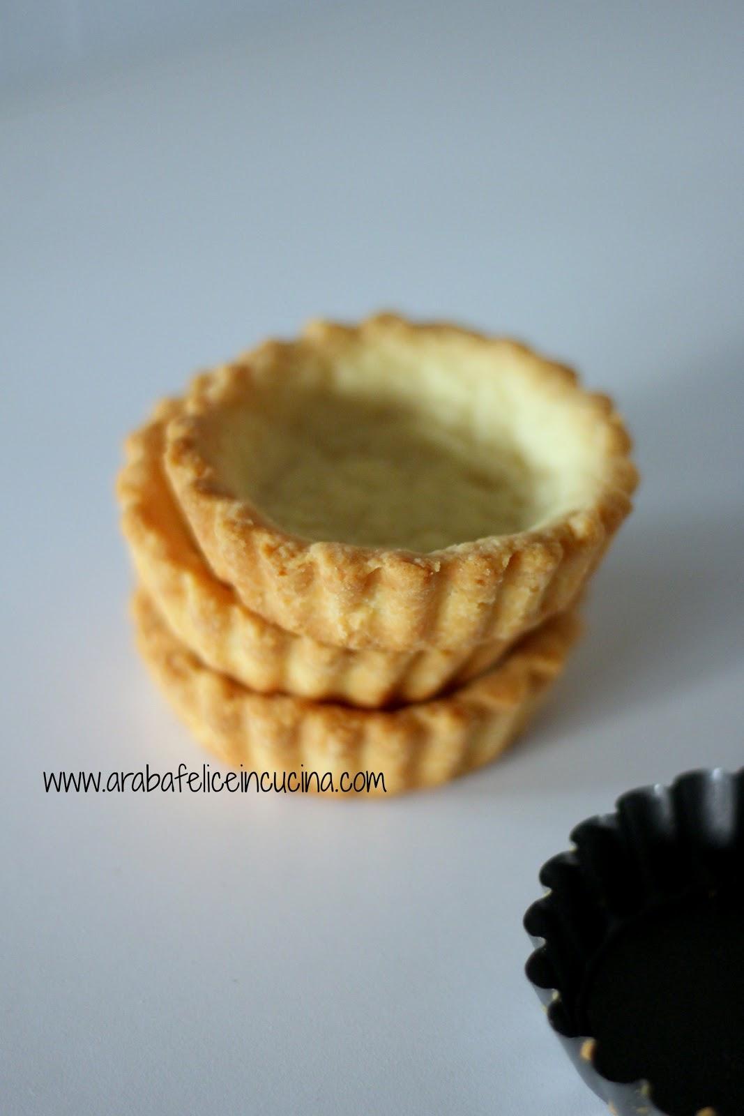 Arabafelice in cucina!: la crostata con la frolla...matta!