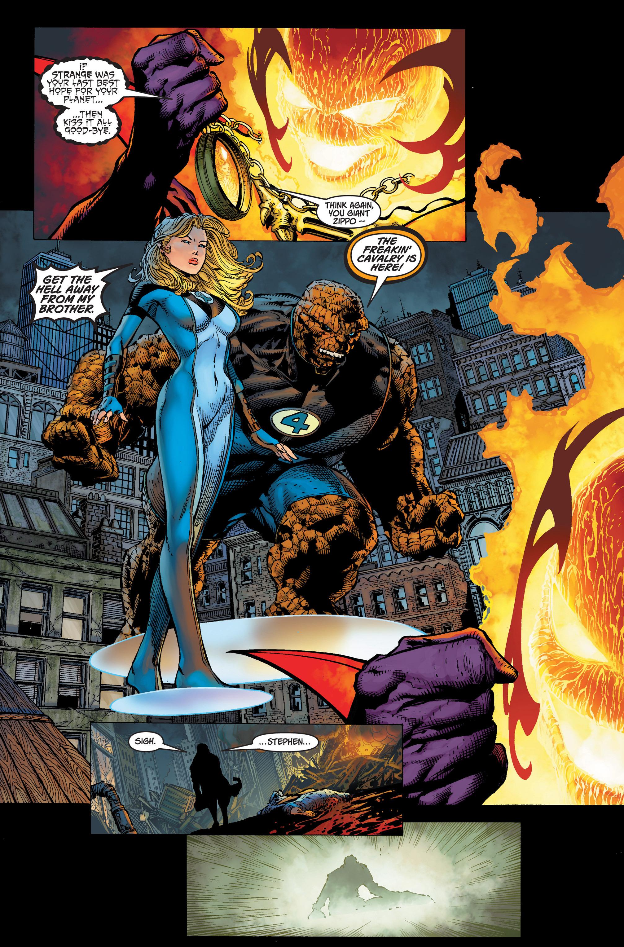 Read online Ultimatum comic -  Issue #4 - 8