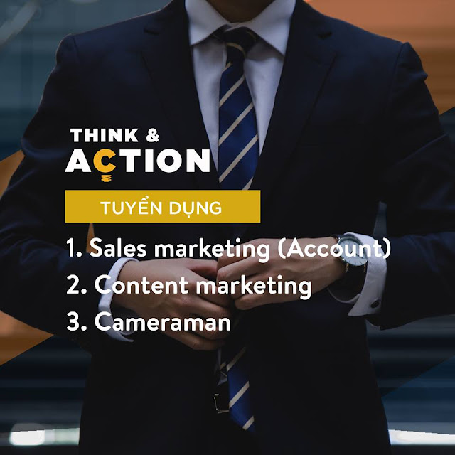 Tuyển dụng marketing