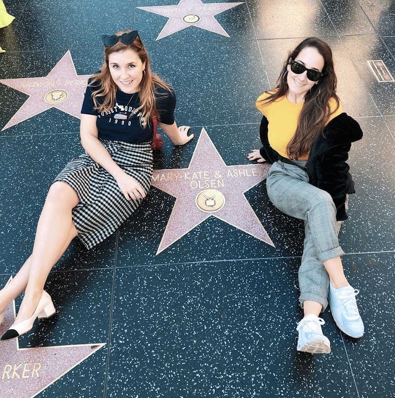 LOS ANGELES | WALK OF FAME, MERLOSE AVENUE & VENICE BEACH