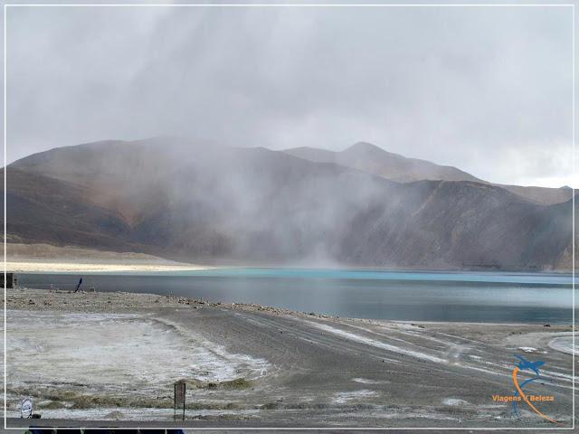 Pangong Lake, Ladakh, Índia