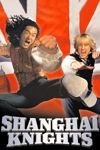 Poster Shanghai Knights