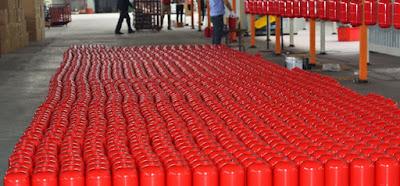 Kontak tabung pemadam kebakaran murah dan isi ulang tabung pemadam api