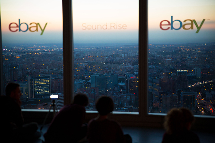 Ebay presenta SoundRise: la primera health party de Madrid