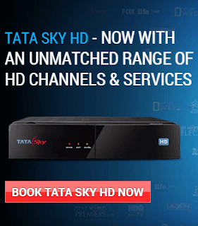 Tata Sky 68 HD Channels for Rs 5