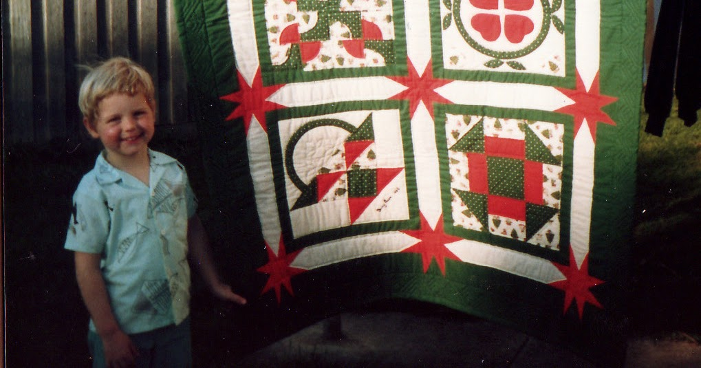 On the Spur Quilting : Christmas Sampler